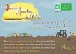 Les Jardins d'Insertion de l'Artois: agriculture biologique, maraicher bio, producteur bio